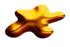 Краска Краска золотой металлик