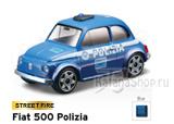 Модель Fiat 500 Polizia - Фиат 500 Полиция