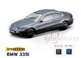 Модель BMW 335i (серебро)