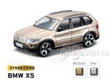 Модель BMW X5 (серебро)