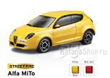 Модель Alfa Mito (красный металлик)