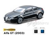 Модель Alfa GT (2003) (синий металлик)