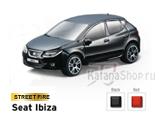 Модель Seat Ibiza (Чёрный)
