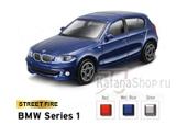 Модель BMW Series 1 (красный)