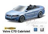 Модель Volvo C70 Cabriolet (серебро)