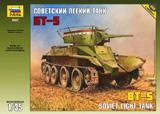 Модель Советский лёгкий танк БТ-5
