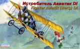 Сборная модель Австро-венгерский истребитель Авиатик (Берг) D.I