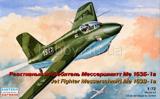 Сборная модель Немецкий ракетный истребитель-перехватчик Мессершмитт Ме.163