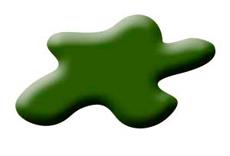 Краска Краска зеленый авиационный интерьерный