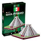 Пирамиды племени Майя (Мексика)