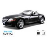 Модель 1/18 А/М Gold BMW Z4 /Чёрный/