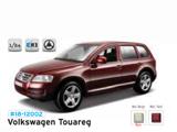 Модель 1/18 A/M Gold VW Toureg /Бардовый металлик /