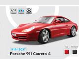 Модель 1:18 A/M Gold Porsche 911 Carrera 4  /Красный/