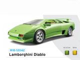 Модель 1:18 A/M Gold Lamborghini Diablo /Жёлтый/