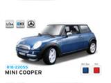 Модель 1:24  A/M BIJOUX Mini Cooper /Красный/