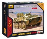 БТР-80 Советский бронетранспортер