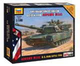 Абрамс А1М1 американский основной боевой танк
