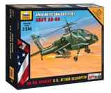Американский вертолет Апач